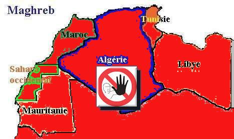 voyage algerie danger